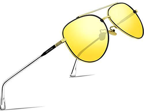 SIPLION nachtsichtbrille autofahren damen 7077 Night driving glasses