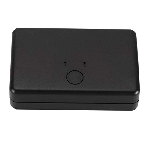 TAIKOIN Network Converter, Mini Dual Port Network Ethernet Box Switch...