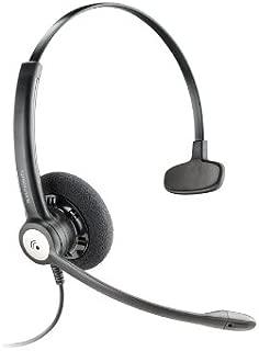 Plantronics mda100/QD/ /Equipo de intercambio di telefono Nero