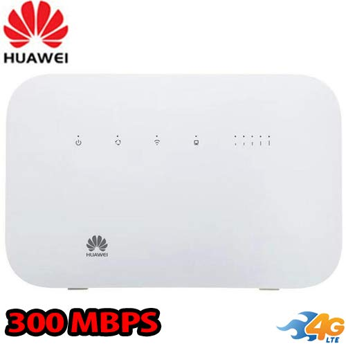 Huawei B612s-51d Home Router GSM Unlocked 4G LTE CPE 300 Mbps Mobile...