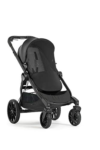Baby Jogger - Bug Canopy (Cover), Black