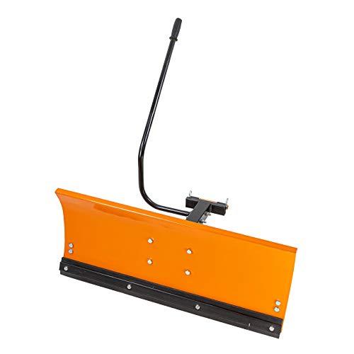 Schneeschild Räumschild Schild für Rasentraktor 100 cm Pro