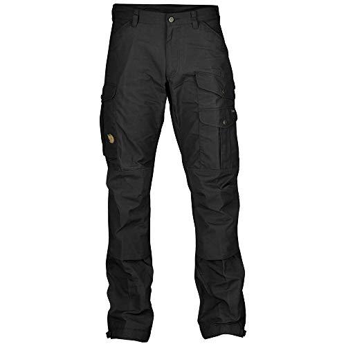 Fjällräven Herren Vidda Pro Trousers Regular Lange Hosen, schwarz (Black), 60, 81760