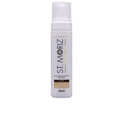 St Moriz Autobronceador Mousse Tono Dark - 200 ml