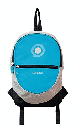 Globber Sac à Dos 5L Accessoire de Transport Mixte Enfant, Bleu Ciel