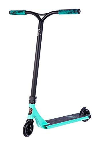 Bestial Wolf Rocky R12 Pro Scooter Freestyle Professionelles Level (Silber)