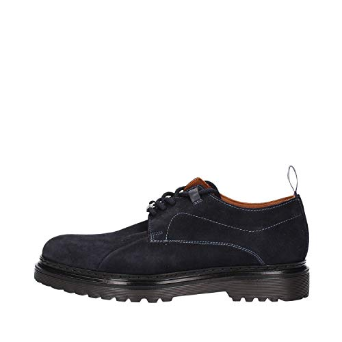 cesare paciotti scarpe Cesare P. By Paciotti 2836MSD Scarpe con Lacci Uomo Blu 44