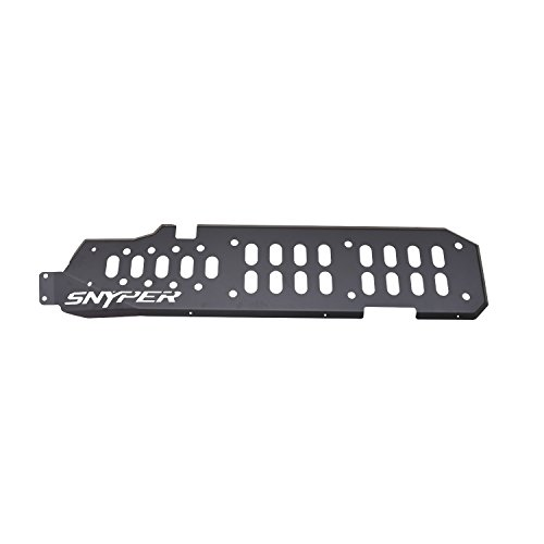 Westin Automotive Products 42-21055 Textured Black Snyper Gas Tank Skid Plate