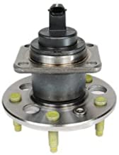 ACDelco FW292 GM Original Equipment Rear Wheel Hub and Bearing Assembly with Wheel Speed Sensor and Wheel Studs