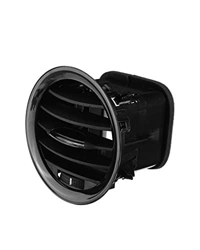 RKRXDH Salida de Aire Acondicionado Ve 2 Piezas Calentador Interior de Coche A/C Cubierta de ventilación Fit For Opel Opel Adam/Corsa D MK3 Cubiertas de molduras de ventilación de Aire Acondicionado