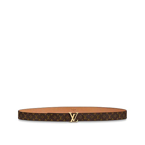 Louis Vuitton Monogram Mini 25mm Belt (75 cm)