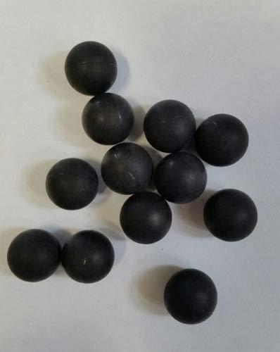 Umarex T4E Rubberballs Cal.50 - Prese in gomma, 100 pezzi, ideali per HDR50