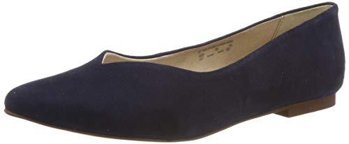 bugatti Damen 411711613400 Slipper, Blau (Dark Blue 4100), 37 EU