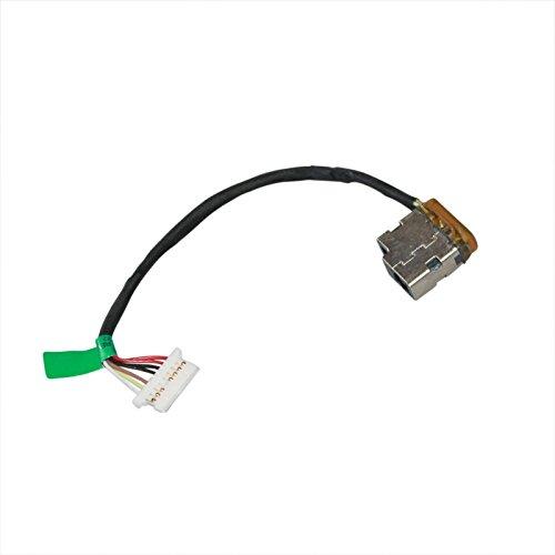 Gintai - Cable Conector de alimentación DC para Puerto de Carga HP 250 255 G4 15-AH 15-AH0xx 15-AH1xx Series
