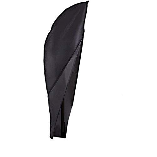 420D Oxford stof zwart tuinmeubelen stofbescherming tuintafel en stoel stofbescherming 265x100cm