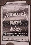 SUMMER SH*T TOUR METALLICA DANZIG SUICIDAL TENDENCIES 1994