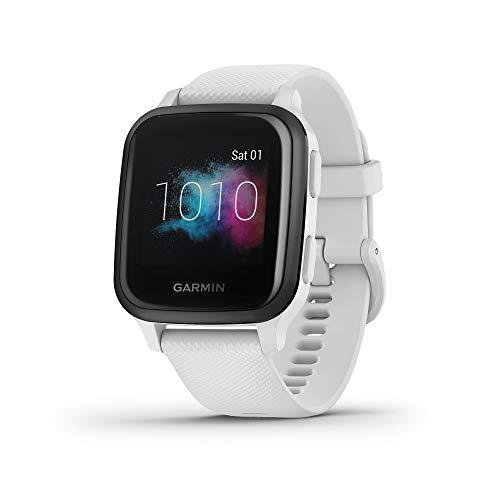 Garmin Venu Sq Music, Reloj Inteligente con GPS,...