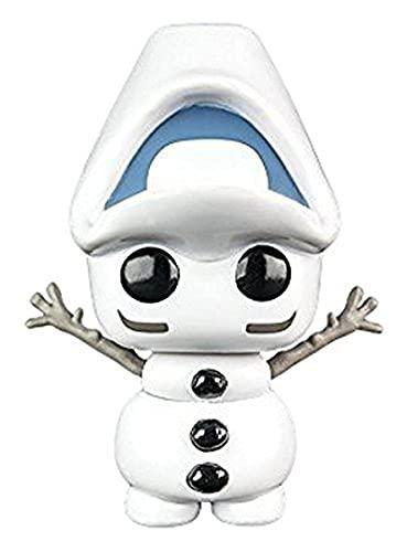 La Reine des Neiges - Pop Vynil 121 Olaf à l'envers Excl