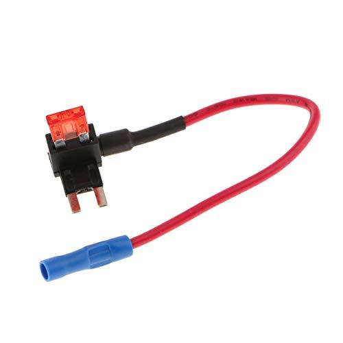Adaptador Tomacorriente Apm Portafusibles Fusible Cajetín Atm. Terminales Kits de Instalación Eléctrica...