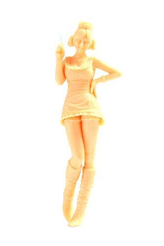 ブリック・ワークス NOSE ART QUEEN 杉本有美 Girls from SCALE AVIATION 1/20スケール レジンキャスト組立キット