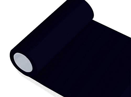 Oracal 631 - Orafol matt - Plotterfolie - für Küchenschränke und Dekoration Folie 5m Rolle Rolle - 31,5 cm Folienhöhe - 70-schwarz - Markierungen, Beschriftungen und Dekorationen - Klebefolie - Plotterfolie - Wandschutzfolie - Möbelfolie - Fahrzeugfolie - selbstklebend - Küchenfolie - Dekofolie - Möbel - Aufkleber - Folie