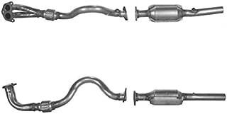 Motexo MT90551 Exhaust Petrol Catalytic Converter 2yr Warranty Fitting Kit