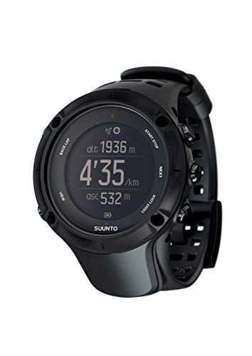 SUUNTO Ambit3 Peak HR Monitor Running GPS Unit, Black...