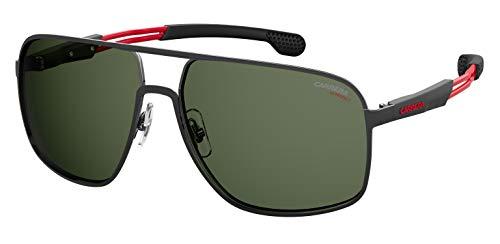 Carrera Sport 4012/S Gafas, BLACK RUTHEN/GN VERDE, 63 Adultos Unisex