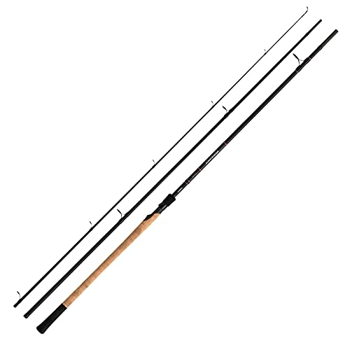 SHIMANO Canne Anglaise Spinning Vengeance AX Float 360cm - 210g - P.10-30g - TR.124cm - VAXFL36