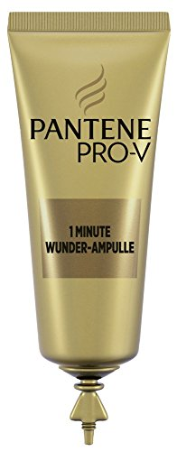 Pantene - Pro v, tratamiento en ampollas reparador en1 minuto, pack de 12 (12 x 15 ml)