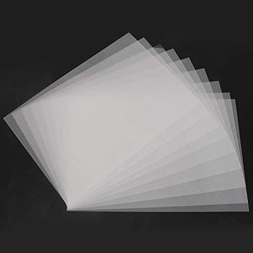 10 piezas película retráctil 20x29 cm hoja de bricolaje termocontraíble ideal para colgante de bricolaje, pendientes, pulsera, llavero, decoración(Molienda fina)