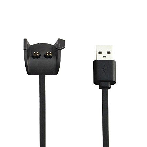 Garmin Vivosmart HR Charger, Cargador USB Base magnética Cargador Garmin Vivosmart HR + rastreador de Actividad