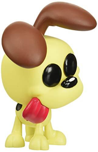 Funko- Pop Figura de Vinilo: Comics: Garfield-Odie Coleccionable, Multicolor, Talla unica (40176)