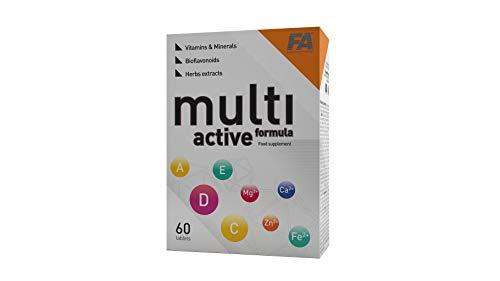 FITNESS AUTHORITY Multi Active Formula (60 CAPS).