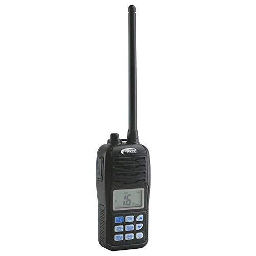 Rugged Radios VMR-5H 5 Watt VHF Two Way Handheld Waterproof Marine Radio