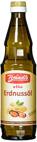 Brändle Erdnussöl, raffiniert (1 x 500 ml)