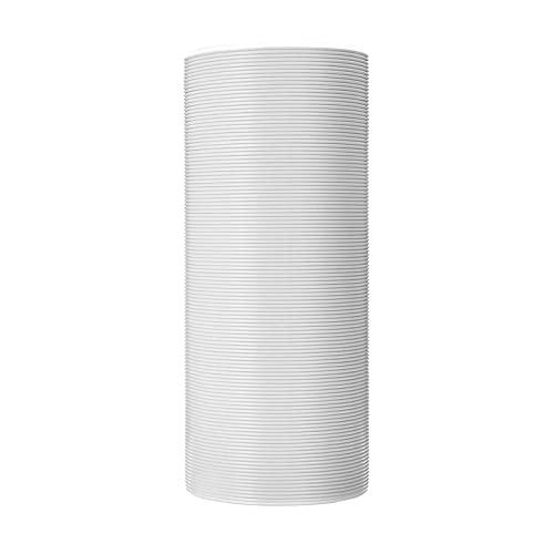 Popular 150 mm / 5.9 'Diámetro de escape de escape extensión sin escape Manguera de la manguera de la manguera de ventilación Ajuste para acondicionadores de aire portátiles Accesorios durable
