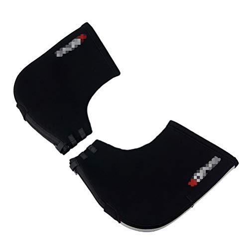 BIN Fietshandschoenen, Mountain/Road Fiets Handschoenen, Winddicht Warm Rijden Hand Warmer Stuur