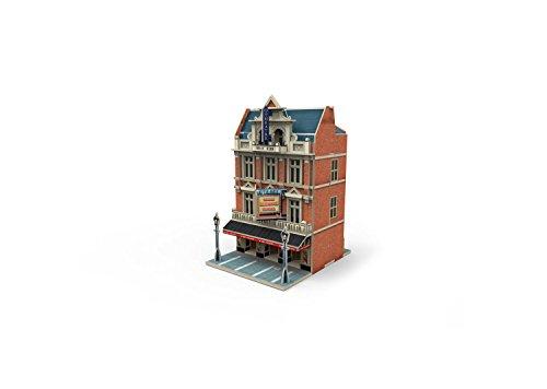 "Märklin Start up 72782 - 3D Gebäude-Puzzle \""Theater\"", Spur H0"