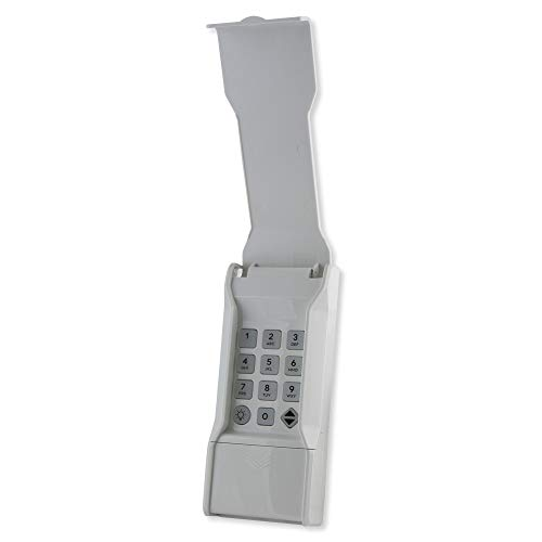 Linear Megacode Wireless Garage Door Opener Digital Keypad