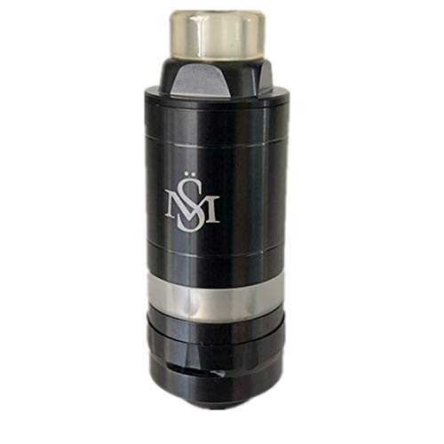 Kayfun 5² SE Special Edition rta 316ss 25mm 7ml Top fill Rebuildable Tank Atomizer rta (Black)