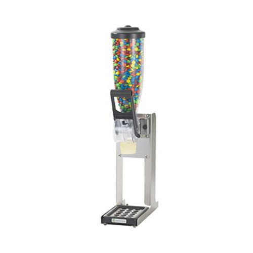 Affordable Server Products 87550 Countertop Dispensing Combo, Single, 2 L Capacity, Clear/Black