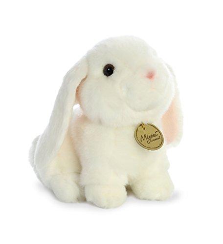 Aurora - Miyoni - 8' White Lop Eared Rabbit