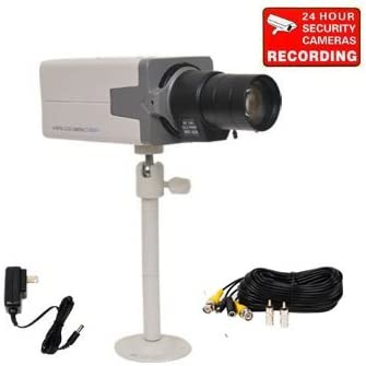 VideoSecu 700TVL Body Popular shop is the lowest SEAL limited product price challenge Box Built-in Security Surveillance Camera