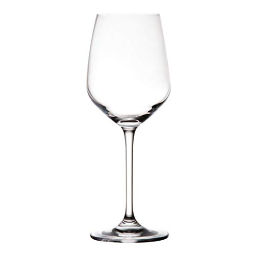 Olympia carillon Capacité Crystal Glass Wine: 21.75 oz / 620ml. Quantité, boite: 6.