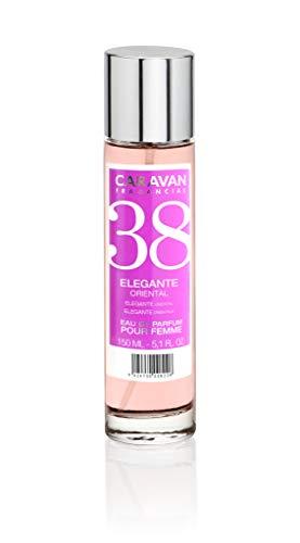 CARAVAN FRAGANCIAS nº 38 - Eau de Parfum con vaporizador para Mujer - 150 ml