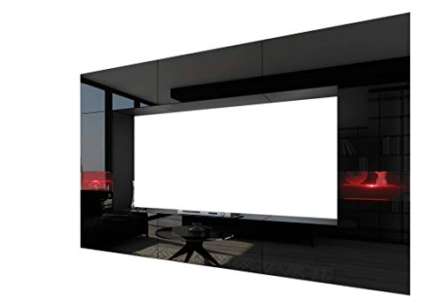 FUTURE 29 Moderne Wohnwand, Exklusive Mediamöbel, TV-Schrank, Schrankwand, TV-Element Anbauwand, Neue Garnitur, Große Farbauswahl (RGB LED-Beleuchtung Verfügbar) (29_HG_B_1, RGB fernbedienung)