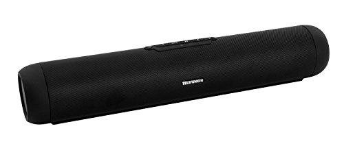 Telefunken WS6000 WiFi und Bluetooth Lautsprecher schwarz