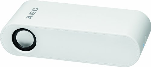 AEG LBI 4719 Induktions-Lautsprecher (AUX-IN, 1-er Stück) weiß