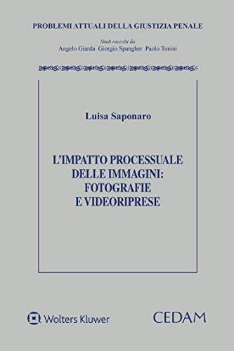 L'impatto processuale delle immagini: fotografie e videoriprese (Italian Edition)